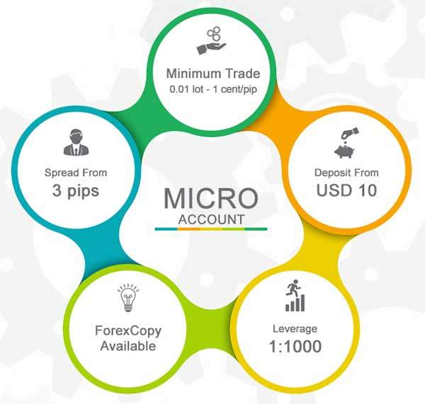 Forex Micro Account Best Way To Start Currency Trading